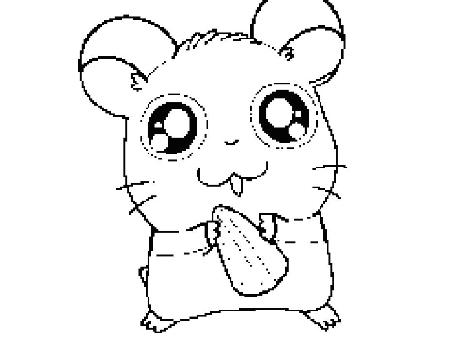 ham coloring pages - photo#24